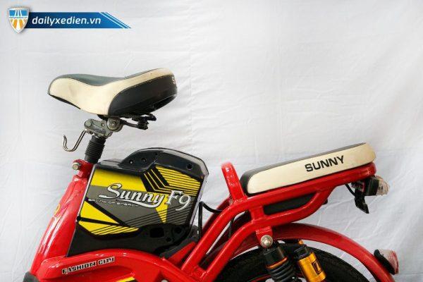 xe dap dien thanh ly sunny f9 5 600x400 - Xe đạp điện thanh lý Sunny F9