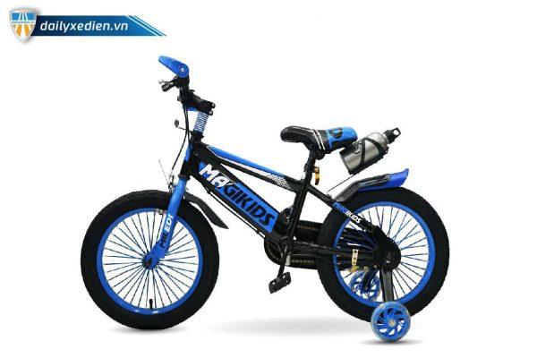xe dap tre em Magikids 16inch 02 600x400 - Xe đạp trẻ em Magikids - 16 inch