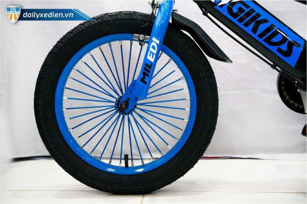 xe dap tre em Magikids 16inch 05 600x400 - Xe đạp trẻ em Magikids - 16 inch