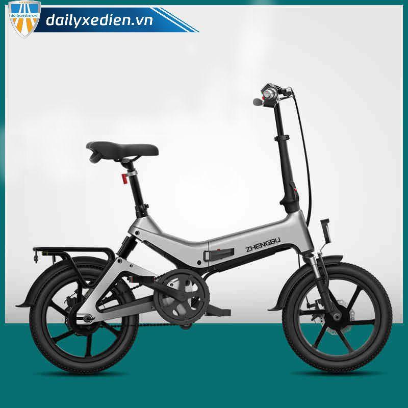 zeng 2 - Xe đạp điện Zhengbu