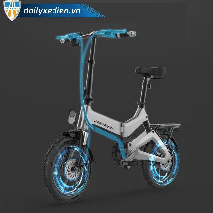 zeng 3 - Xe đạp điện Zhengbu