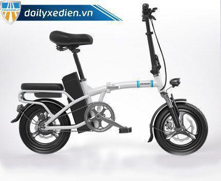 zhengbu 01 - Xe đạp điện Zhengbu