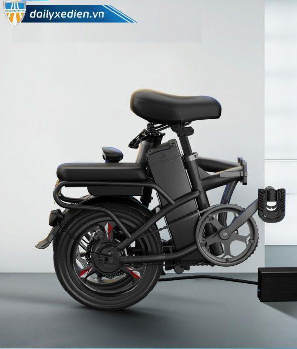 zhengbu 05 600x704 - Xe đạp điện Zhengbu