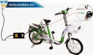 Cách tăng tuổi thọ acquy xe đạp điện