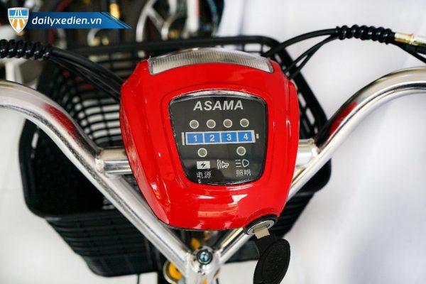 xe dap dien asama 11 600x400 - Xe đạp điện Asama EBK