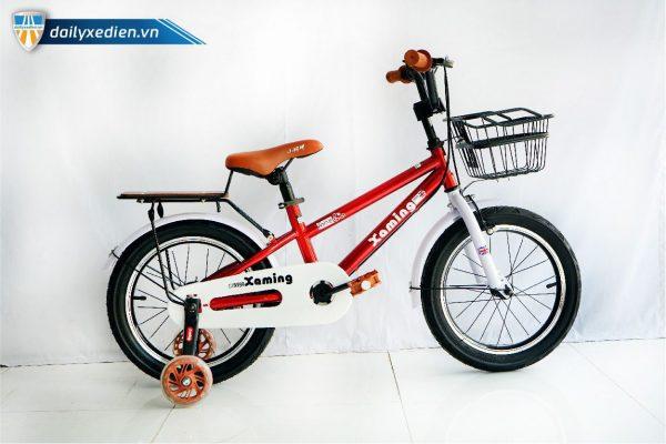 xe dap tre em xaming 09 600x400 - Xe đạp trẻ em Xaming