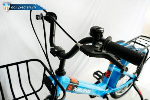 xe dap tre em xaming Kids Bike 18 inch 07 600x400 - Xe đạp trẻ em Xaming Kids Bike - 18 inch