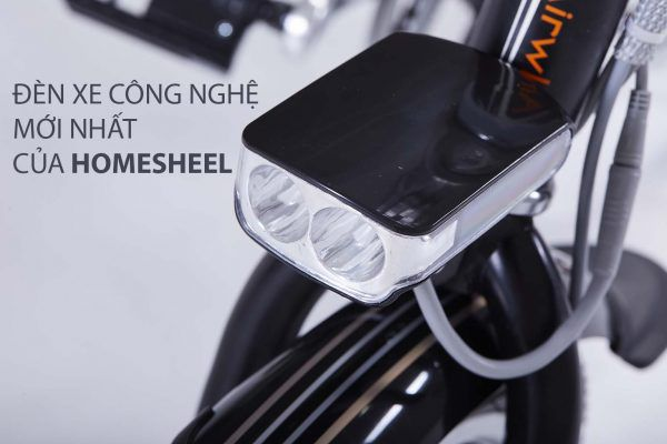 Homesheel airwheel 4 600x400 - Xe điện gấp gọn Homesheel Airwheel R5