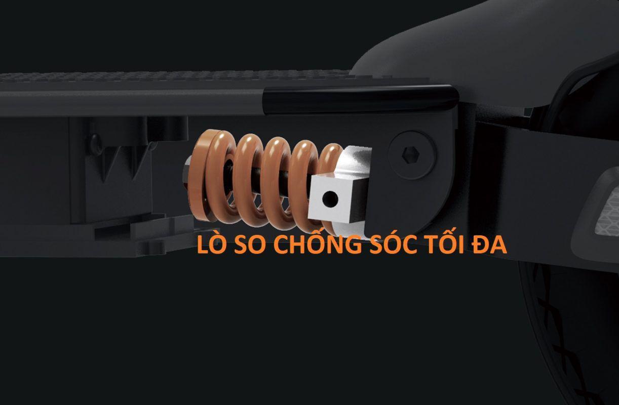 L1 PLUS 009 Copy 1222x800 - Xe điện gập gọn Homesheel L1 Plus