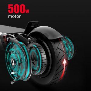 S1 36 300x300 - Xe điện gấp gọn Homesheel FTN S1