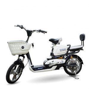 xe dap dien honda a6 new 01 300x300 - Xe đạp điện Honda A6 mẫu mới Robot