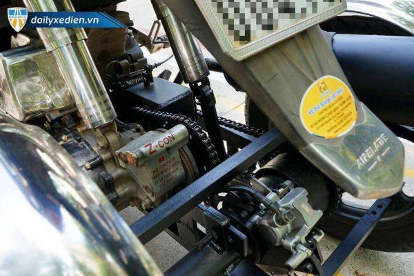 xe ba banh tu che AB ct 14 600x400 - Xe ba bánh tự chế Air Blade Việt Nhật