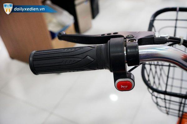 xe dap dien 6 mini new 15 600x400 - Xe đạp điện Mini New