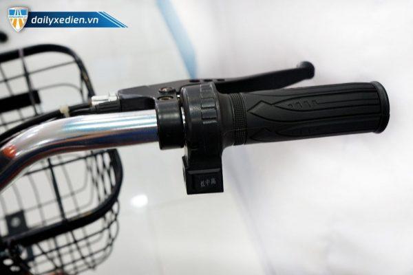xe dap dien 6 mini new 16 600x400 - Xe đạp điện Mini New