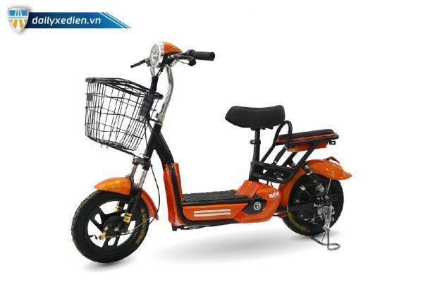 xe dap dien 6 mini new 2 600x400 - Xe đạp điện Mini New