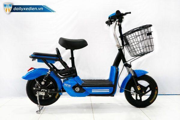 xe dap dien 6 mini new 5 600x400 - Xe đạp điện Mini New