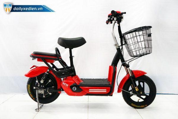 xe dap dien 6 mini new 6 600x400 - Xe đạp điện Mini New