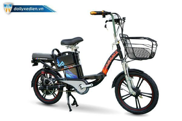 xe dap dien asama new 01 02 600x400 - Xe đạp điện Asama EBK bike New