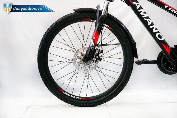 xe dap the thao t180 03 600x400 - Xe đạp thể thao Amano T180