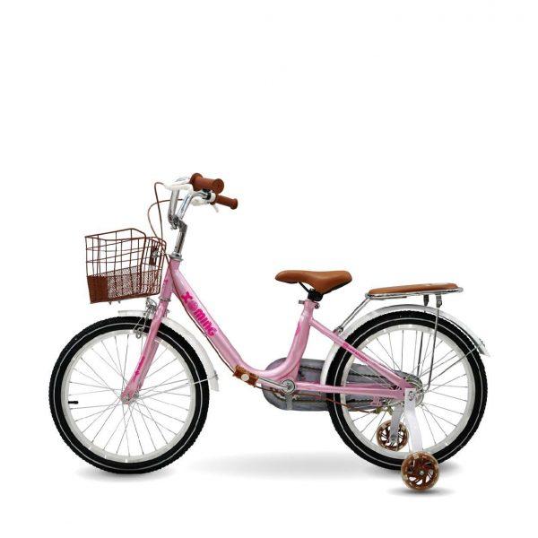 xe dap tre em nu Xaming 20 inch 01 600x600 - Xe đạp trẻ em Xaming - 20 inch