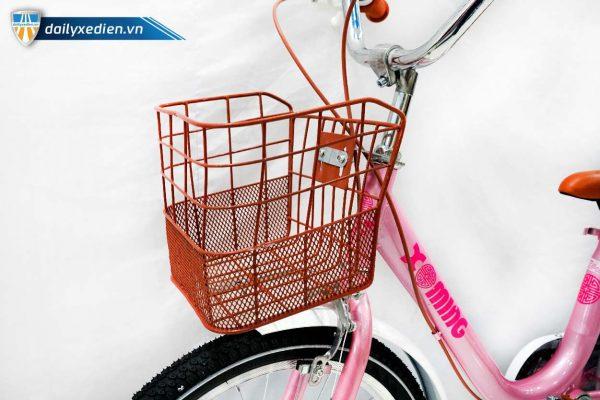 xe dap tre em nu Xaming 20 inch 07 600x400 - Xe đạp trẻ em Xaming - 20 inch