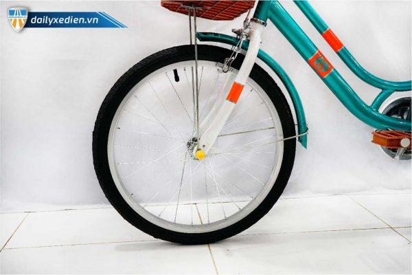 xe dap tre em nu maydate 03 600x400 - Xe đạp trẻ em Maydate