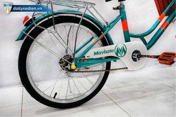 xe dap tre em nu maydate 08 600x400 - Xe đạp trẻ em Maydate