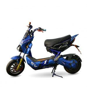 xe may dien x men xanh cu 01 300x300 - Xe máy điện X-Men xanh thanh lý