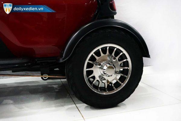 xe dien ba banh mini sup ct 09 600x400 - Xe điện ba bánh điện mini SUP
