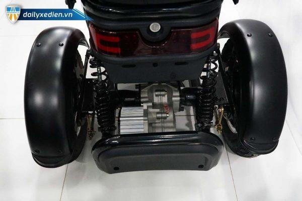 xe dien ba banh mini sup ct 15 04 600x400 - Xe điện ba bánh điện mini SUP