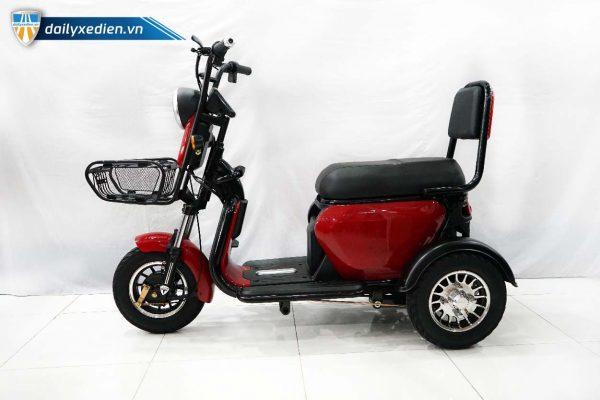xe dien ba banh mini sup ct 15 09 600x400 - Xe điện ba bánh điện mini SUP