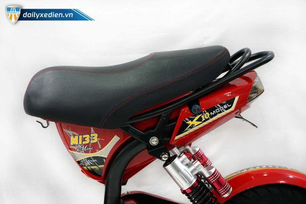 xe dap dien m133 mini 05 600x400 - Xe đạp điện M133 Mini