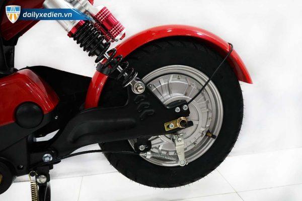 xe dap dien m133 mini 06 600x400 - Xe đạp điện M133 Mini