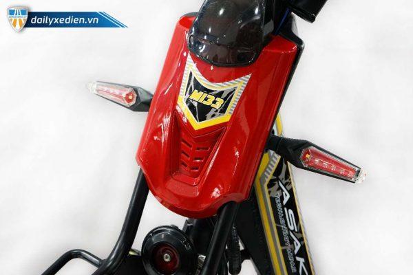 xe dap dien m133 mini 13 600x400 - Xe đạp điện M133 Mini