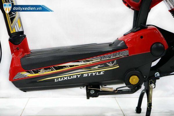 xe dap dien m133 mini 14 600x400 - Xe đạp điện M133 Mini