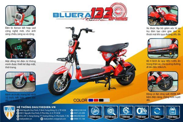 xe dap dien bluera 133 optimus tt 600x400 - Xe đạp điện Bluera 133 Optimus