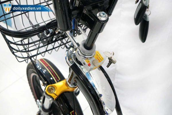 xe dap dien honda e bike 01 09 600x400 - Xe đạp điện Honda E-Bike