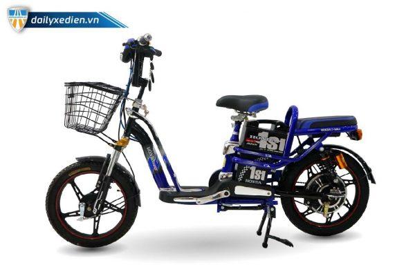xe dap dien honda e bike 03 600x400 - Xe đạp điện Honda E-Bike