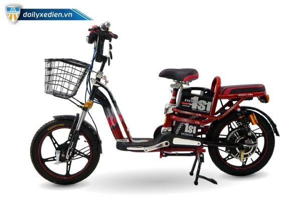 xe dap dien honda e bike 04 600x400 - Xe đạp điện Honda E-Bike