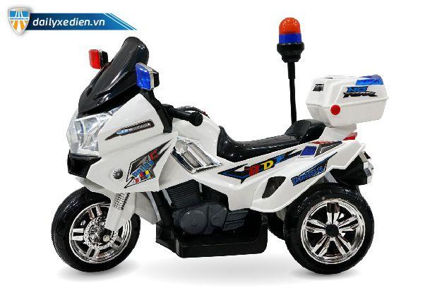 xe mo to tre em police bdf 8815 ct 02 1 - Xe mô tô trẻ em Police BDF 8815