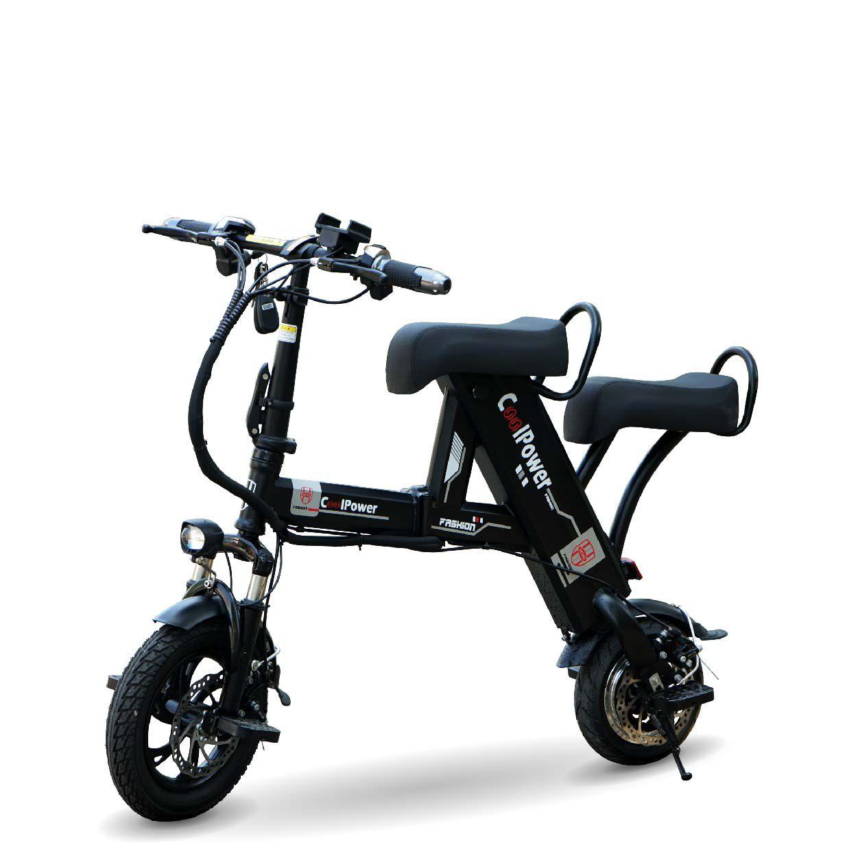 xe dap dien gap cooipower ct 01 - Xe đạp điện gấp Cooipower