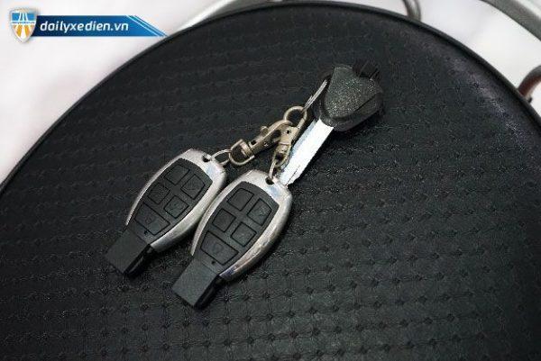 xe may dien autosun diamond 11 600x401 - Xe máy điện Autosun Diamond