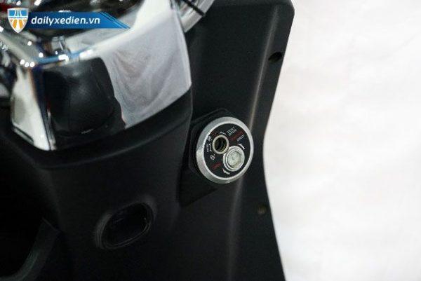 xe may dien autosun diamond 14 600x401 - Xe máy điện Autosun Diamond