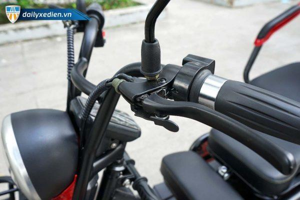 xe ba banh dien azi e bike ct 25 600x400 - Xe điện 3 bánh AZ BIKE