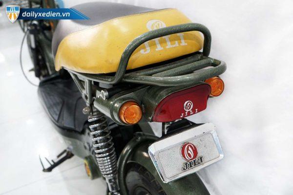 xe dap dien jili xanh cu ct 14 600x400 - Xe đạp điện Jili cũ - Xanh quân đội