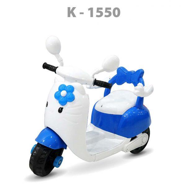 xe moto dien hello kitty xanh k 1550 01 600x600 - Xe Moto điện Hello Kitty