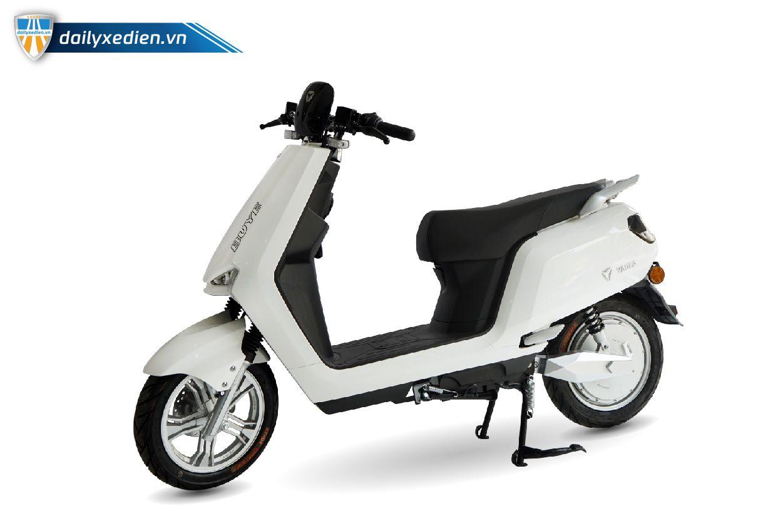 xe may dien yadea buye 02 - Giá xe đạp điện & máy điện bất ngờ giảm kỉ lục còn 8 triệu đồng rẻ bèo