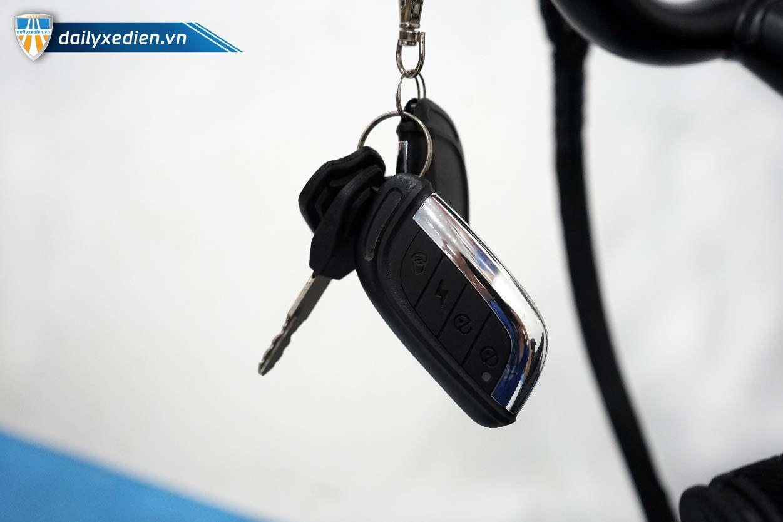xe dap dien nhap khau 3 cho FMT ct 14 - Xe đạp điện nhập khẩu FMT 3 chổ