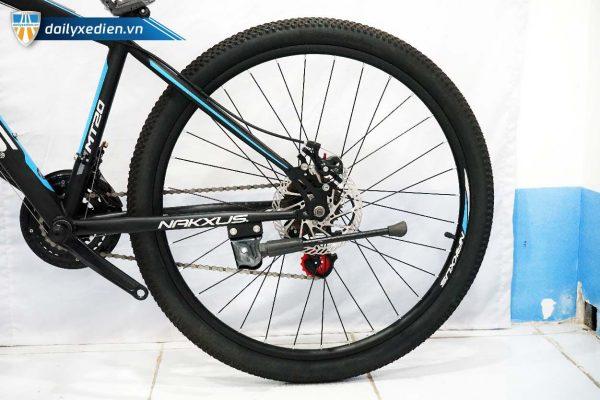 xe dap the thao Nakxus mt20 05 600x400 - Xe đạp thể thao Nakxus MT20