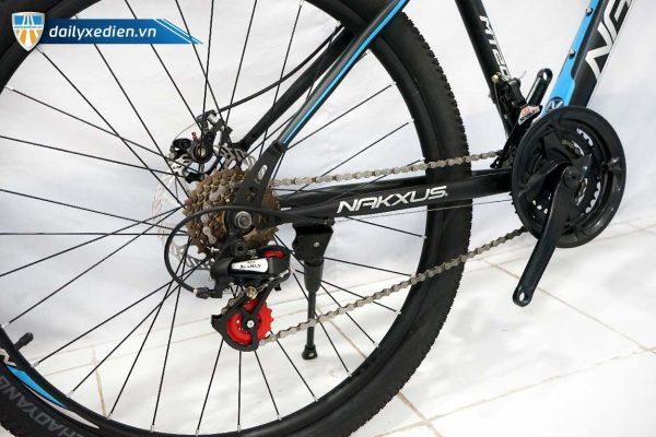 xe dap the thao Nakxus mt20 12 600x400 - Xe đạp thể thao Nakxus MT20